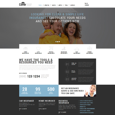 Website Template № 50996