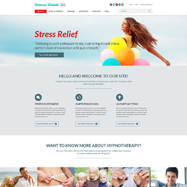 Website Template № 51037