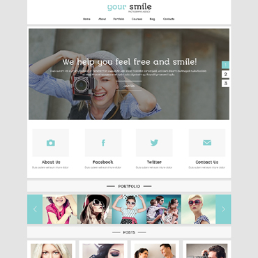 Website Template № 51039