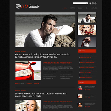 Website Template № 51082