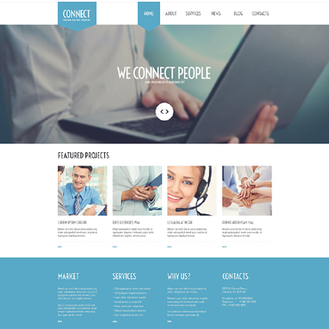 Website Template № 51088
