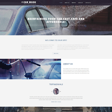 Website Template № 51091