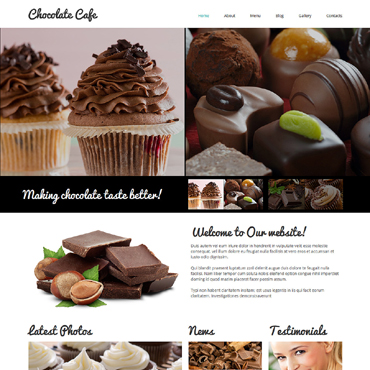 Website Template № 51114