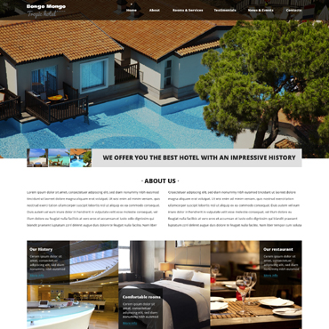 Website Template № 51125