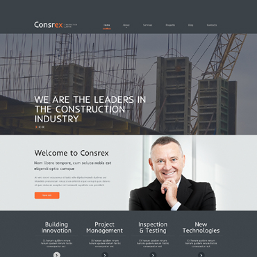 Website Template № 51143
