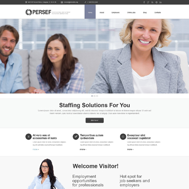 Website Template № 51186