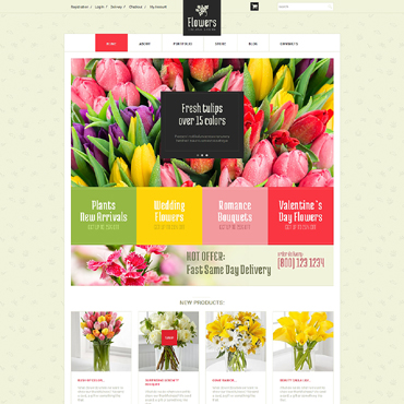 Website Template № 51188