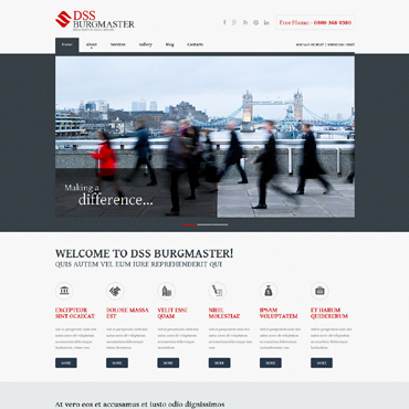 Website Template № 51190