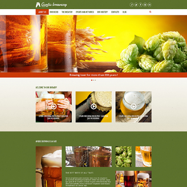 Website Template № 51216
