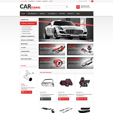 Website Template № 51242