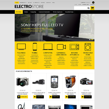 Website Template № 51271