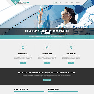Website Template № 51272