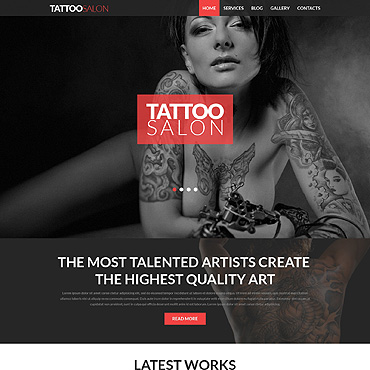 Website Template № 51273