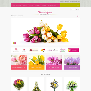 Website Template № 51290