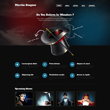 Website Template № 51293