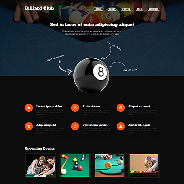 Website Template № 51295