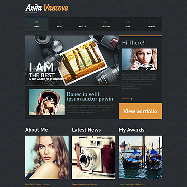 Website Template № 51302