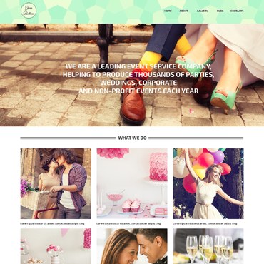 Website Template № 51310
