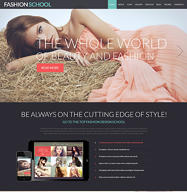 Website Template № 51328