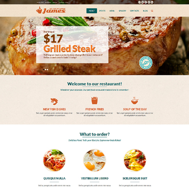 Website Template № 51360