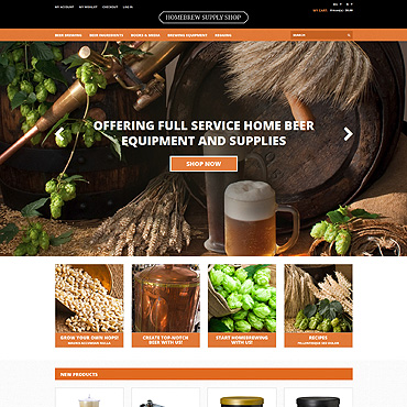 Website Template № 51363