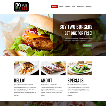 Website Template № 51384