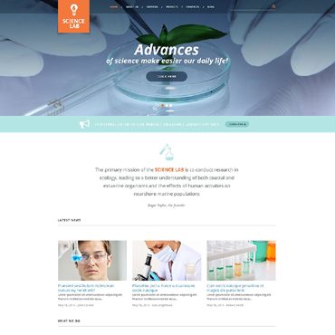 Website Template № 51392