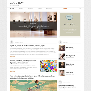 Website Template № 51394