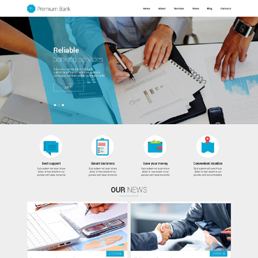 Website Template № 51395