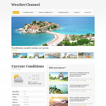 Website Template № 51706