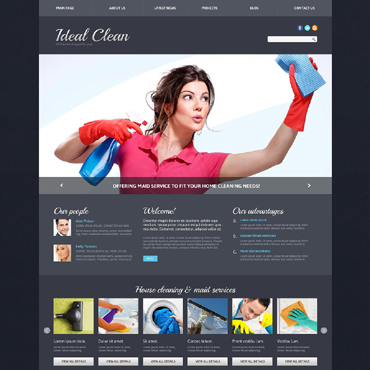 Website Template № 51763