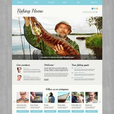 Website Template № 51764