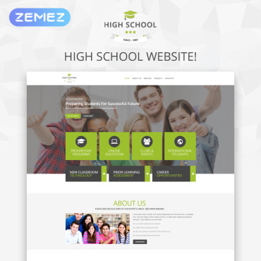 Website Template № 51770