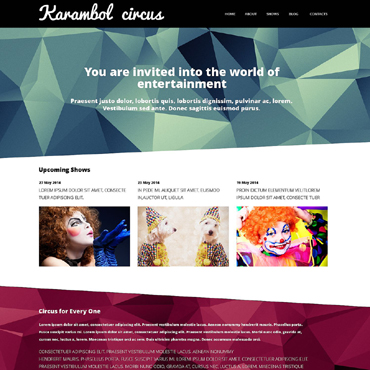 Website Template № 51773