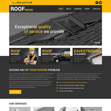 Website Template № 51790