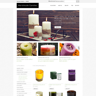 Website Template № 51795
