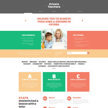 Website Template № 51797