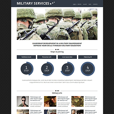 Website Template № 51803