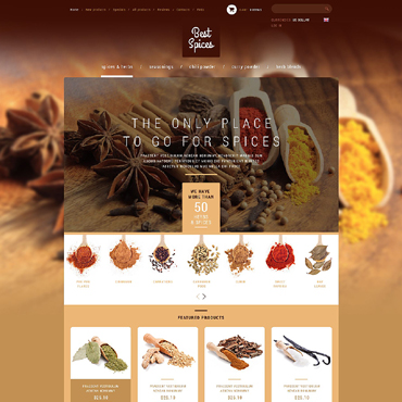 Website Template № 51821