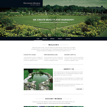 Website Template № 51826