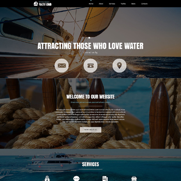 Website Template № 51835