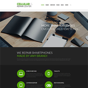 Website Template № 51840