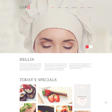 Website Template № 51842