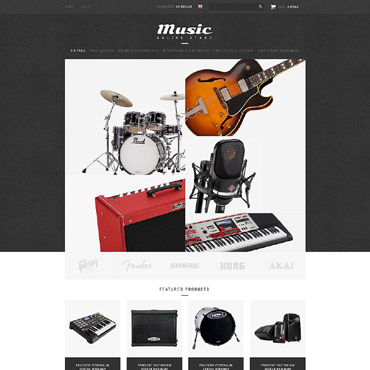 Website Template № 51880
