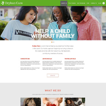 Website Template № 51882