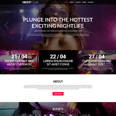Website Template № 51887