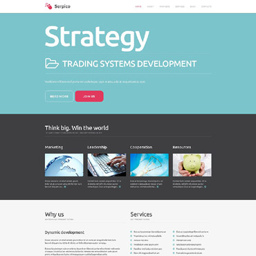 Website Template № 51893