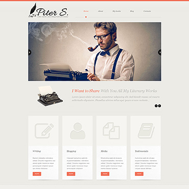 Website Template № 51913