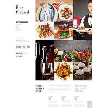 Website Template № 51959