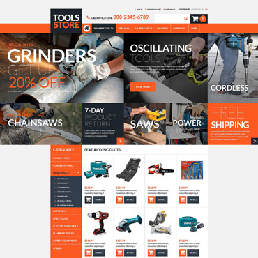 Website Template № 51965